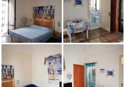 Casa Vacanze Appartamento Monolocale Azzurro